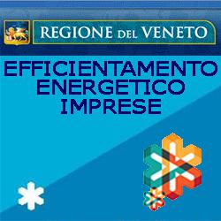 CONTRIBUTI PER L'EFFICIENTAMENTO ENERGETICO DELLE PMI