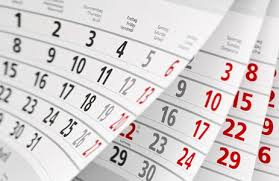 Comunicazione variazioni calendario attività formative